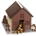 Kids Chocolate House Game icon