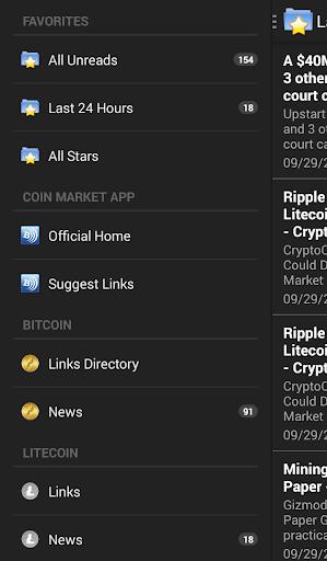 Coin Market App - Crypto Coins