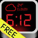 Night Clock for Desk FREE icon