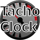 sAbIz Tachometer Clock icon