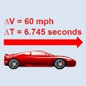 Car performance 0 to 60 times