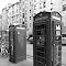 Phone Booth In Edinburgh BW.jpg