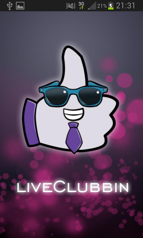 liveClubbin - Party is now!- screenshot