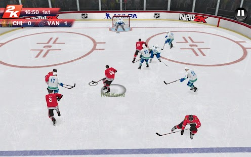 NHL 2K Screenshot 10