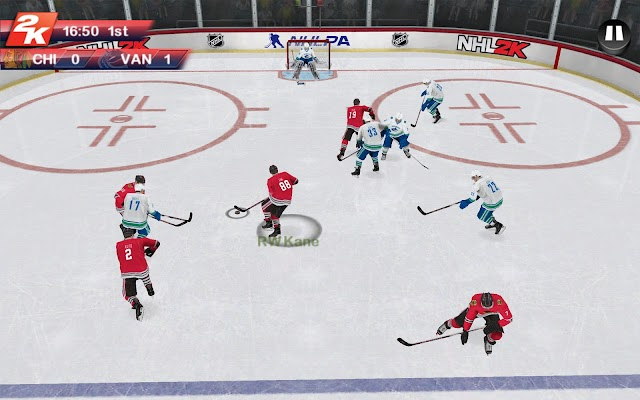 NHL 2K - screenshot