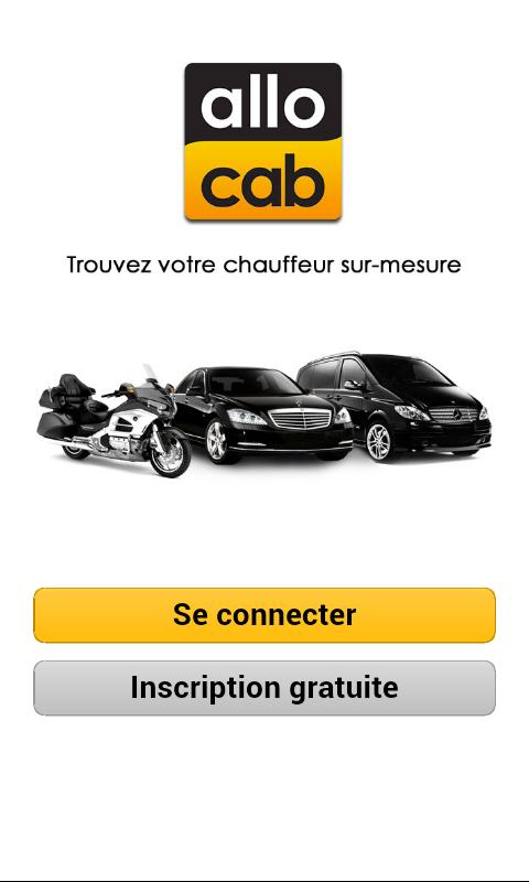 Allocab moto taxi and driver - screenshot