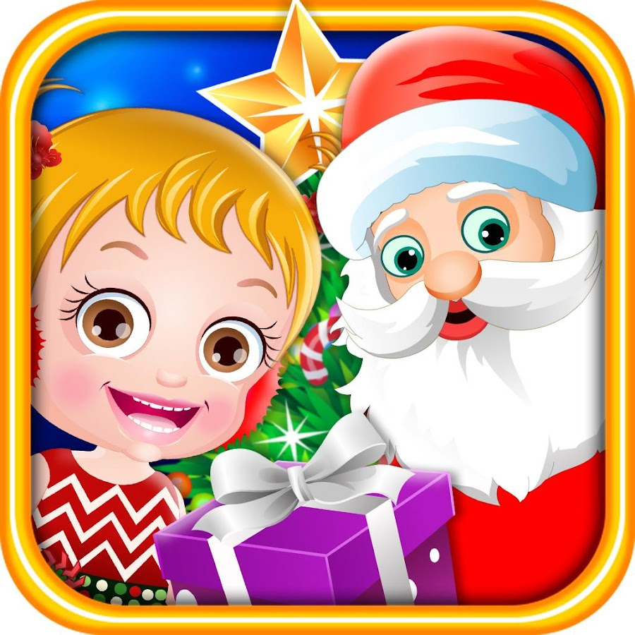 Baby Hazel Christmas Dream Apl Android Di Google Play