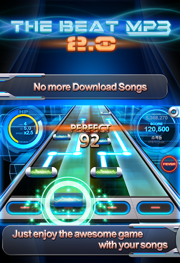 BEAT MP3 2.0 - Rhythm Game 2.5.6 DreamHackers 1