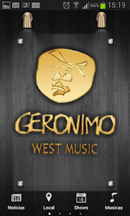 Geronimo- screenshot thumbnail