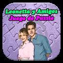 Leonetta y Amigos Juego Puzzle icon