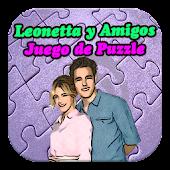 Leonetta y Amigos Juego Puzzle