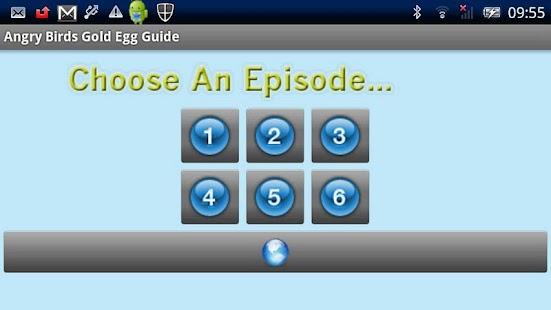 Angry Birds Golden Egg Guide