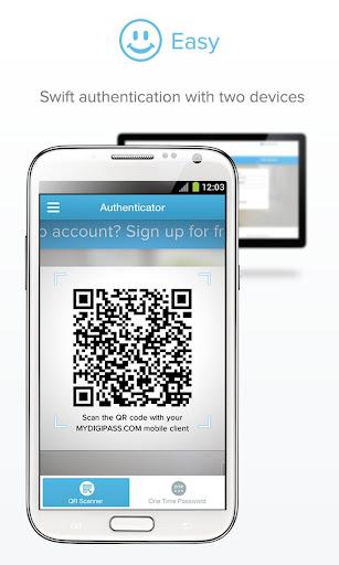 MyDigipass.com Authenticator
