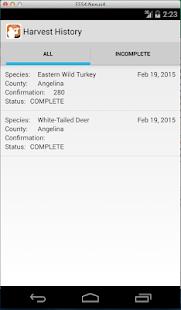 My Texas Hunt Harvest - screenshot thumbnail