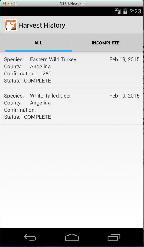 My Texas Hunt Harvest - screenshot