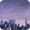 Winter Cities Live Wallpaper icon