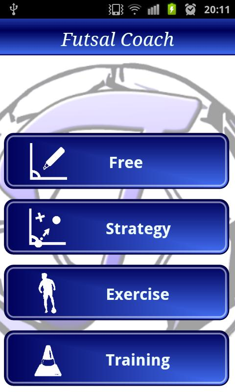 Futsal Coach– Capture d'écran