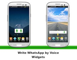 Screenshot of Voice Widget for SMS and WApp