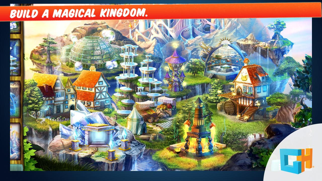 Jewel Legends: Magical Kingdom - screenshot