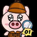 3國小豬 捉錯處 logo