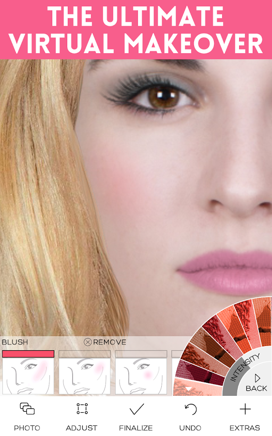 Makeup Premium- screenshot