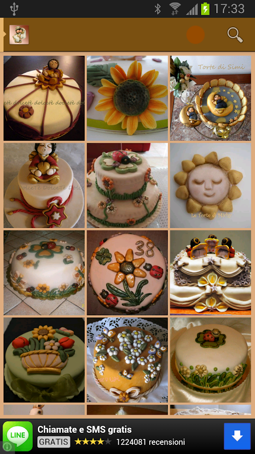 Thun Cake Ideas - screenshot