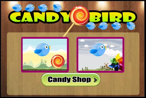 Candy Bird