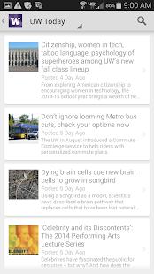 m.UW - screenshot thumbnail