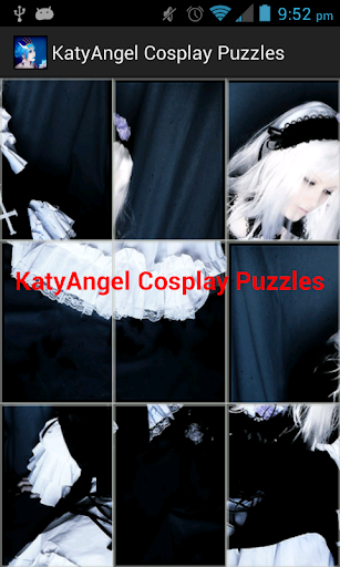 Cosplay Puzzles by: KatyAngel