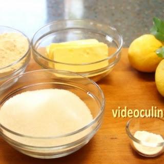Lemon buttermilk Bundt cake
