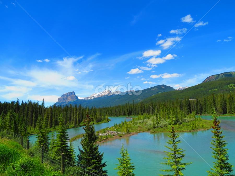 Banff National Park by Chris Bertenshaw - Uncategorized All Uncategorized