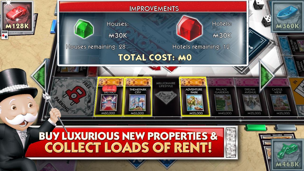 MONOPOLY Millionaire- screenshot