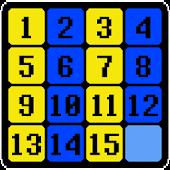 15 Puzzle 8bit