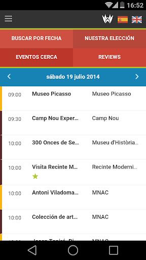 BCN Events - Español