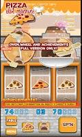 Screenshot of Pizza Slot Machine
