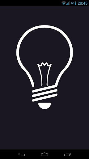 Lightbulb Flashlight