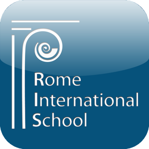 Rome International School LOGO-APP點子