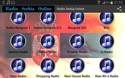 Radio Serbia Online FULL u2588u25acu2588.u2588.u2580u2588u2580 screenshots 4