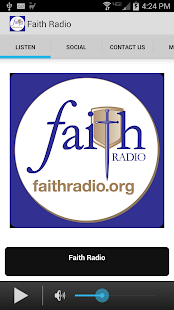 Faith Radio- screenshot thumbnail