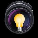 Light exposure icon
