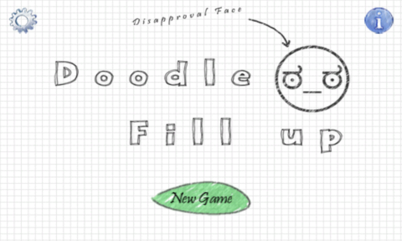 Top Arcade - Doodle Fillup- screenshot