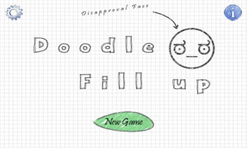 Doodle Fillup - screenshot