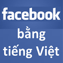 Facebook in Vietnamese icon