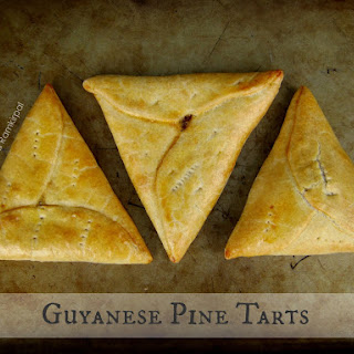 Guyanese Pine Tarts