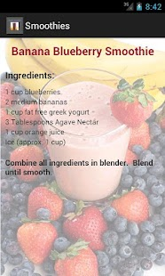 Simple Smoothies