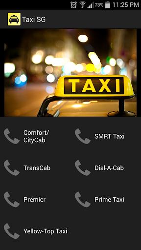 Taxi SG