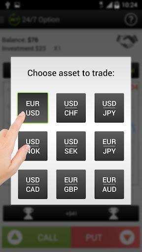 24 7 Option Trading