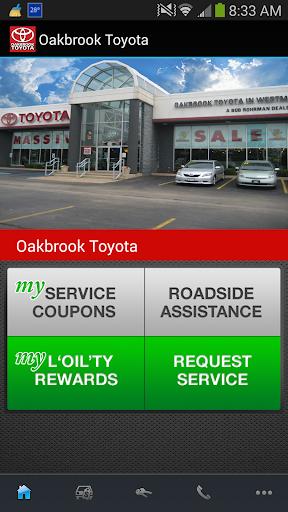 Bob Rohrman's Oakbrook Toyota