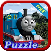 Thomas Train Game Puzzle