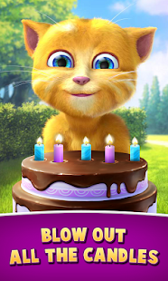 Ginger's Birthday - screenshot thumbnail